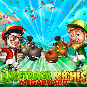 Racetrack riches megaboard