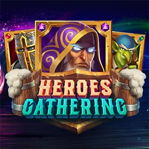 Relax heroes gathering