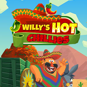 Netent willys hot chillies
