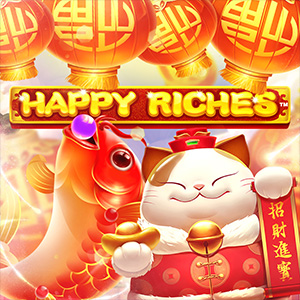 Netent happy riches