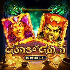 Netent gods of gold
