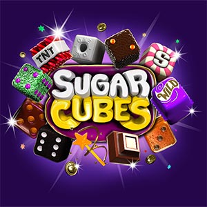 Dice sugar cubes