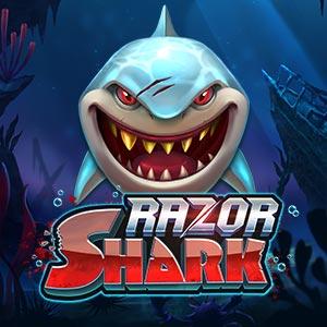 Push razor shark