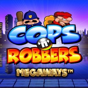 Inspired cops n robbers megaways
