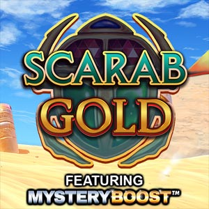 Inspired scarab gold