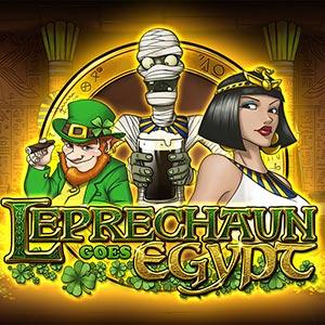 Playngo leprechaun goes to egypt