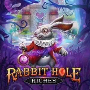 Playngo rabbit hole riches