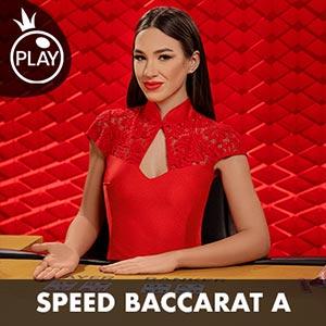 Pragmatic speed baccarat a