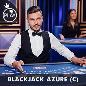 Pragmatic blackjack azure c