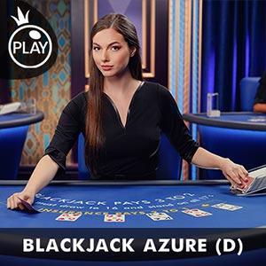 Pragmatic blackjack azure d