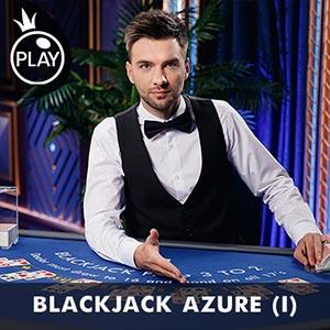 Pragmatic blackjack azure i