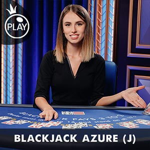 Pragmatic blackjack azure j