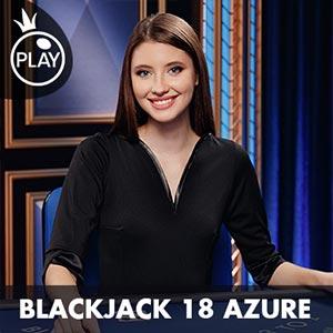 Pragmatic blackjack 18 azure