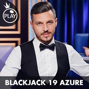 Pragmatic blackjack 19 azure