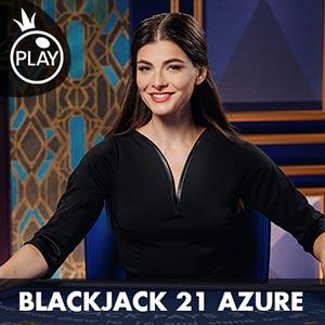 Pragmatic blackjack 21 azure