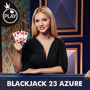 Pragmatic blackjack 23 azure
