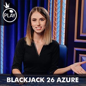 Pragmatic blackjack 26 azure