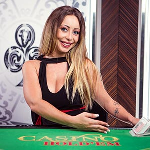 Evolution casino holdem