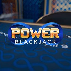 Evolution power blackjack