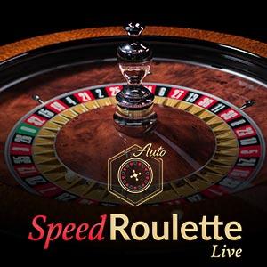 Evolution speed auto roulette